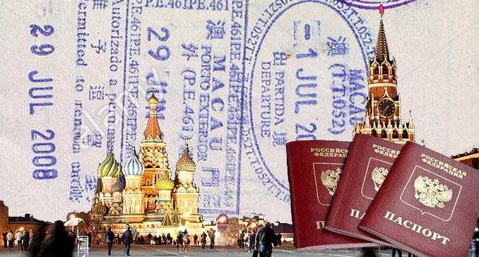 Documenti e informazioni per la Russia